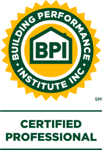 Building Performance Institute Inc - Certified Professional